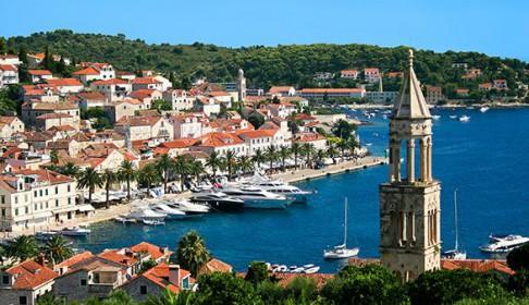 5 najbolj priljubljenih hrvaskih otokov