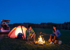 5 stvari kampiranje
