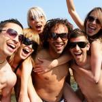 5 turističnih krajev za zabavo mladih