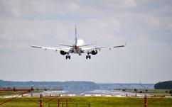 Pristanek letala