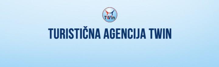 Turistična agencija Twin
