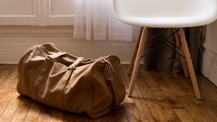 pakirati potovanje